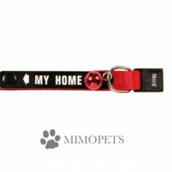 "Collar para gatos ""My Home"""