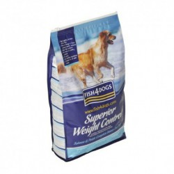 Fish4dogs Superior Adult Weight Control