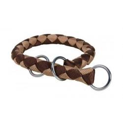 Collar estrangulador Cavo marrón
