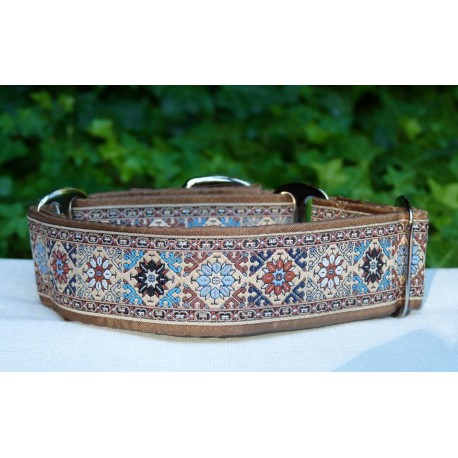 Collar martingale Camelot beige