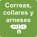 Correas, collares y arneses