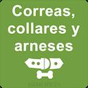 Correas, collares y arneses