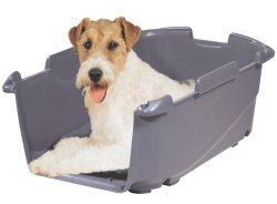 El PetCargo puede también usarse como cama quitando su parte superior