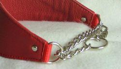 Cierre tipo cadena de collares para Galgo