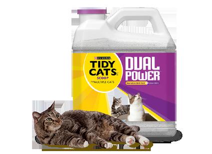 El nuevo envase de Purina Tidy Cats