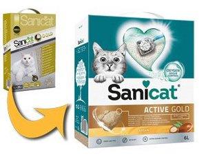 Sanicat Gold ahora es Active Gold