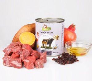 Ingredientes de GranataPet Salvaje & Búfalo