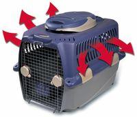 Rejillas de ventilación en los modelos PetCargo