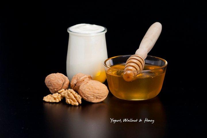 Galletas sin cereales Naturea de yogur, nueces y miel.