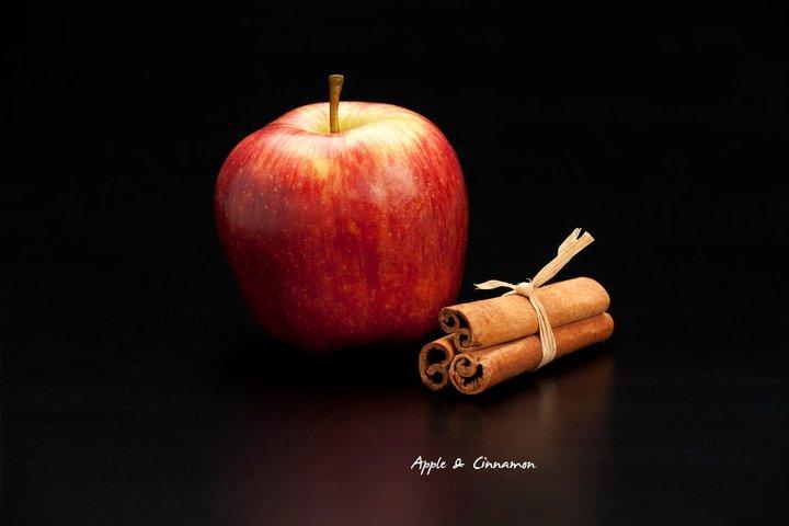 Galletas sin cereales Naturea de manzana y canela