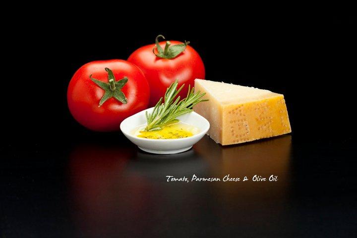 Galletas sin cereales Naturea de tomate, aceite de oliva y queso parmesano