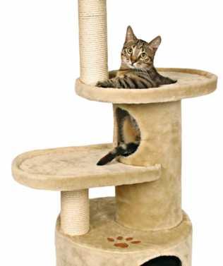 Rascador para gatos modelo Oviedo