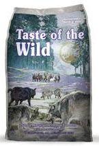 Saco de Taste of the Wild Sierra Mountain